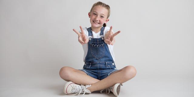 Eye-Catching Children's Headshots to Lock in Your Child's Next Dream Role